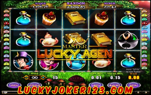 Agen Joker123 Judi Slot Alice
