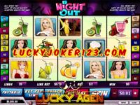 Game Judi Slot A Night Out Joker123