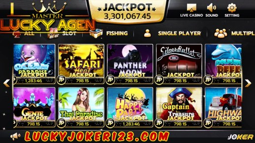 Game Judi Slot Online Terfavorit Joker123