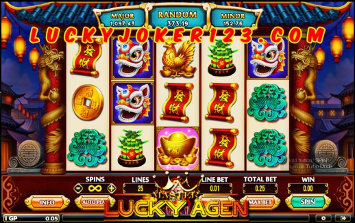 Lucky Slot Game Online
