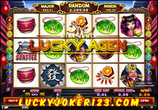 Judi Slot Online Lucky God Joker123