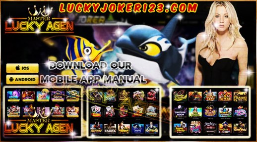 Slot Game Online Joker123 Terpercaya