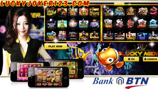 Game Slot Online Joker123 Bank BTN