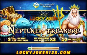 Slot Online Neptune Treasure Joker123