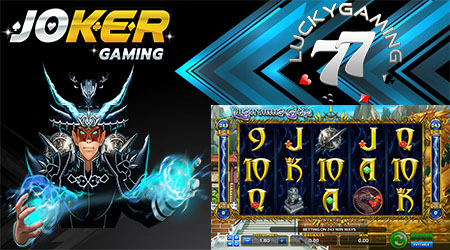 Review Slot Terbaru Lightning God Bersama LuckyJoker123