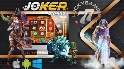 Game Slot Termudah Bersama Website Joker Gaming